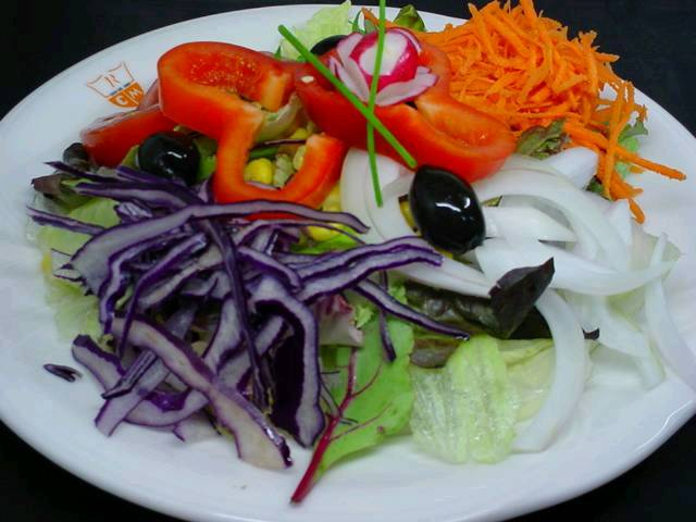 Country-Style Green Salad-