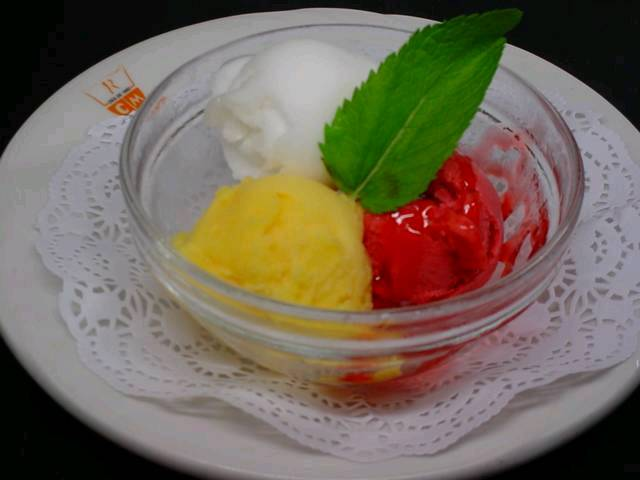 Ice Cream and/or Sherbets Assortment-...
