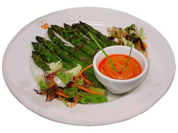 Asparagus-Green-on-the-Grill